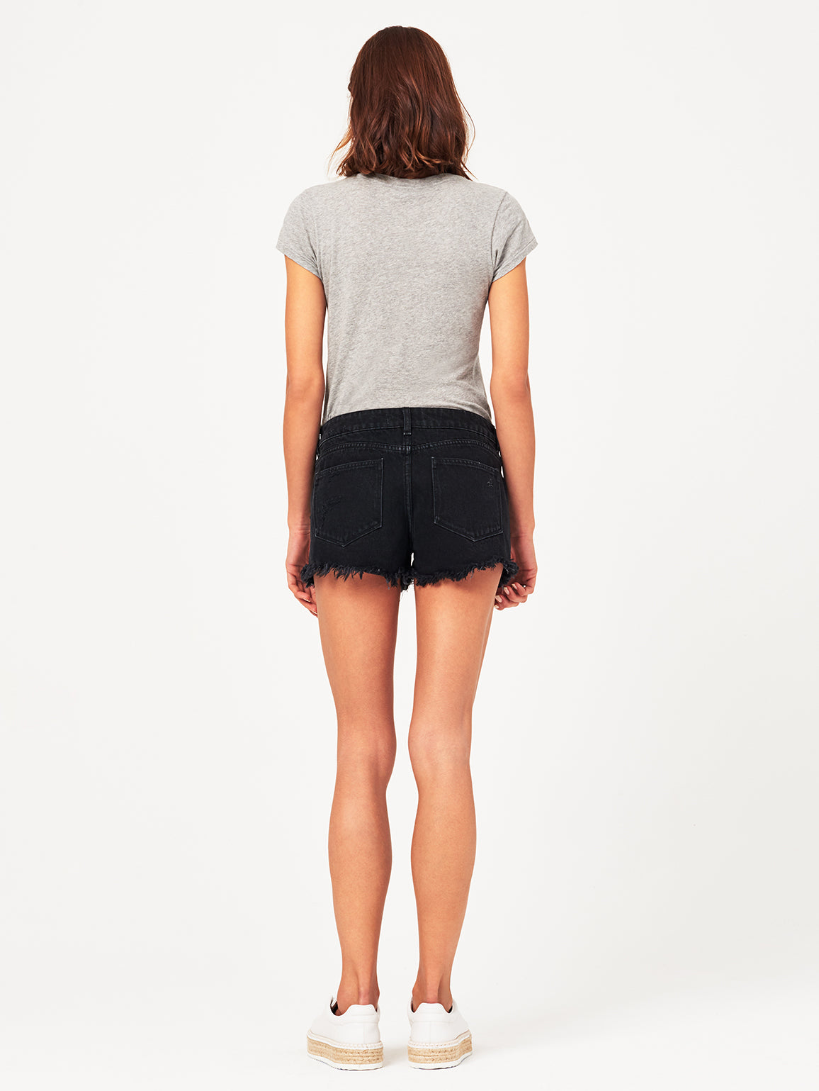Renee Low Rise Short | Blackwood DL 1961 Denim