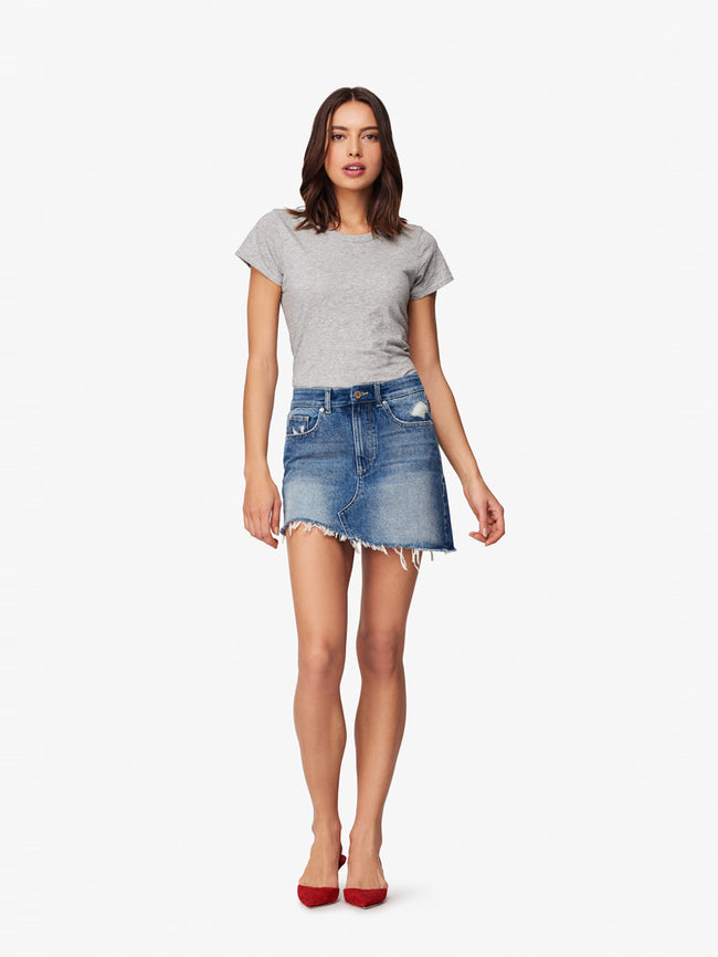 Georgia Skirt | Elko DL 1961 Denim