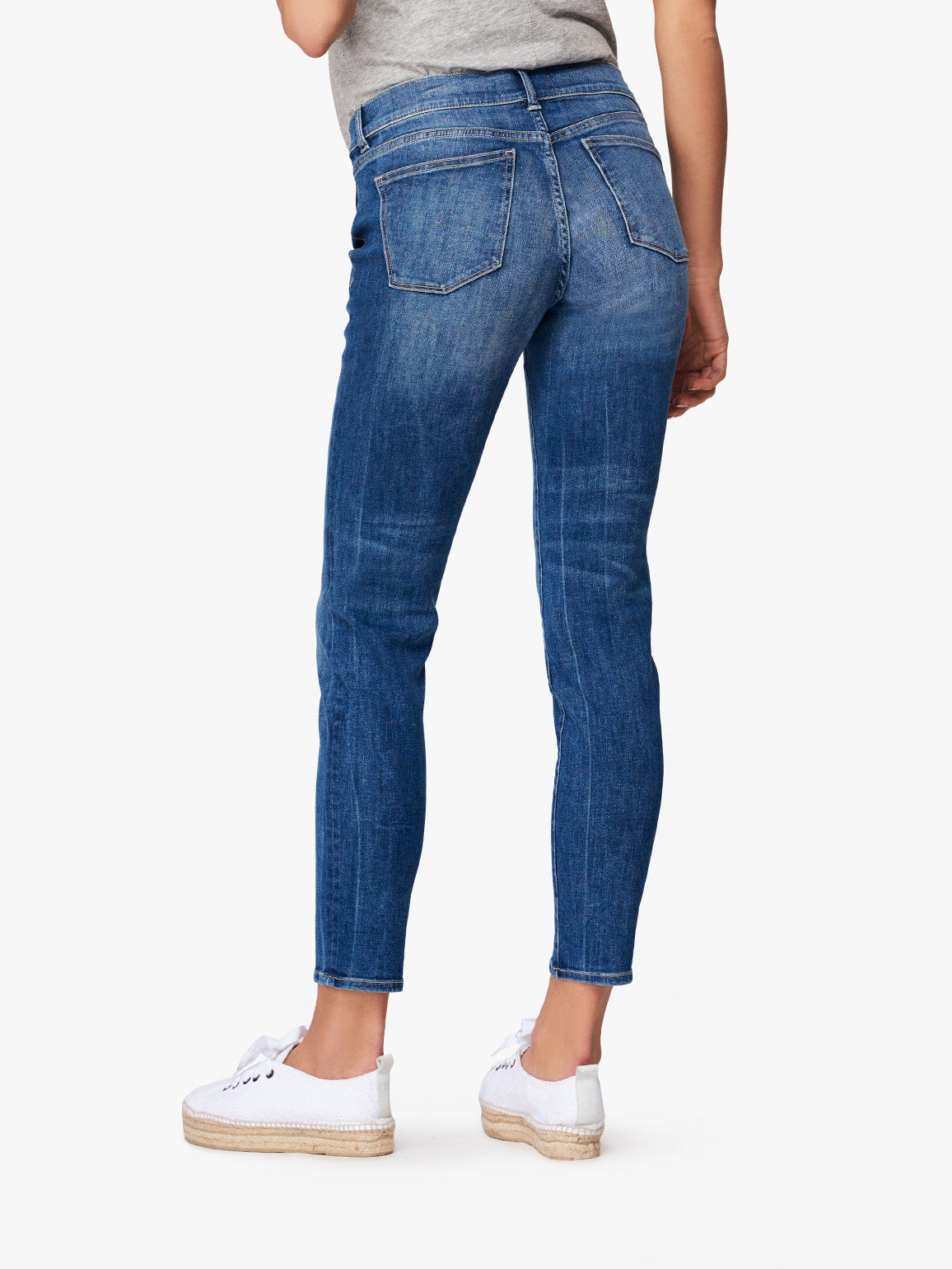 Angel Mid Rise Maternity Skinny | Everglade - DL1961