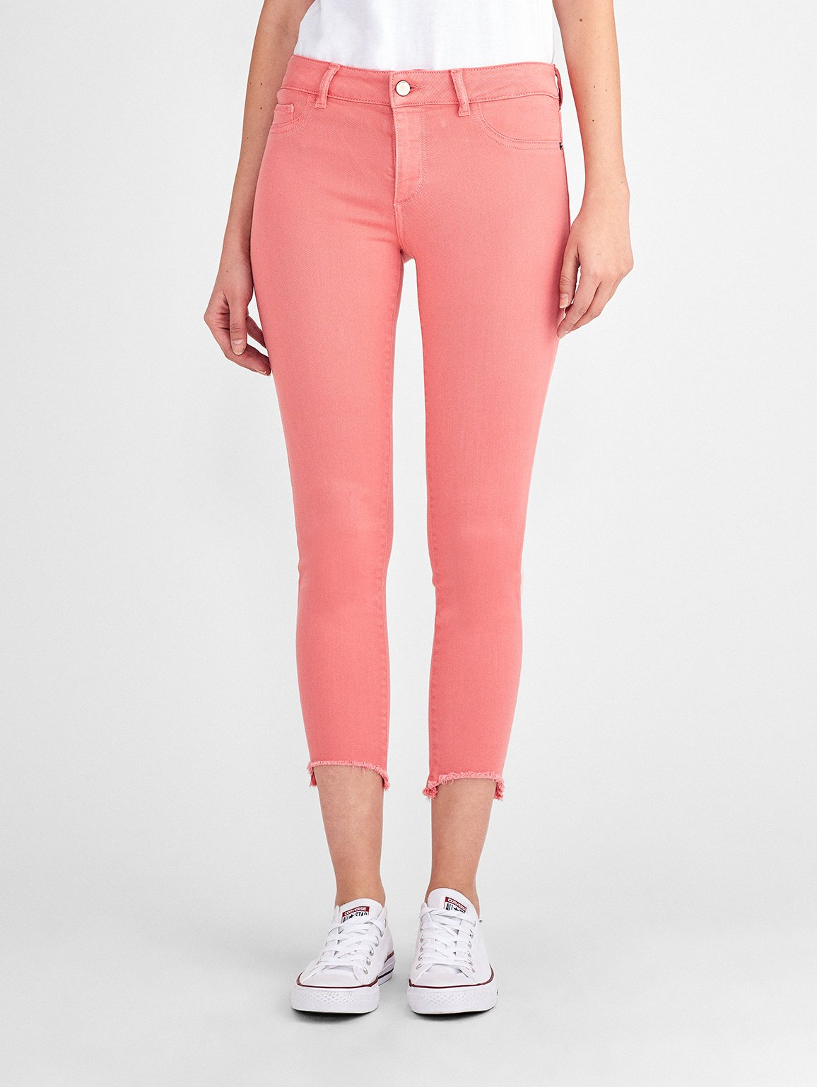 Florence Crop Mid Rise Skinny | Sunset DL 1961 Denim