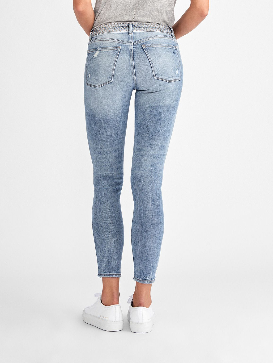 Women - Florence Ankle Mid Rise Skinny | Folsom - DL1961