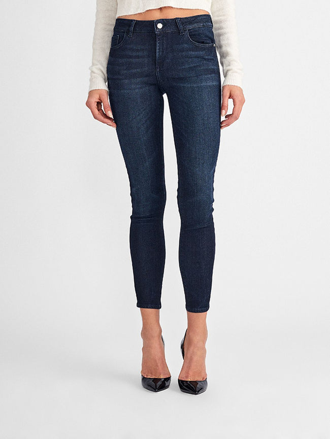 Women - Margaux Mid Rise Ankle Skinny | Maverick - DL1961
