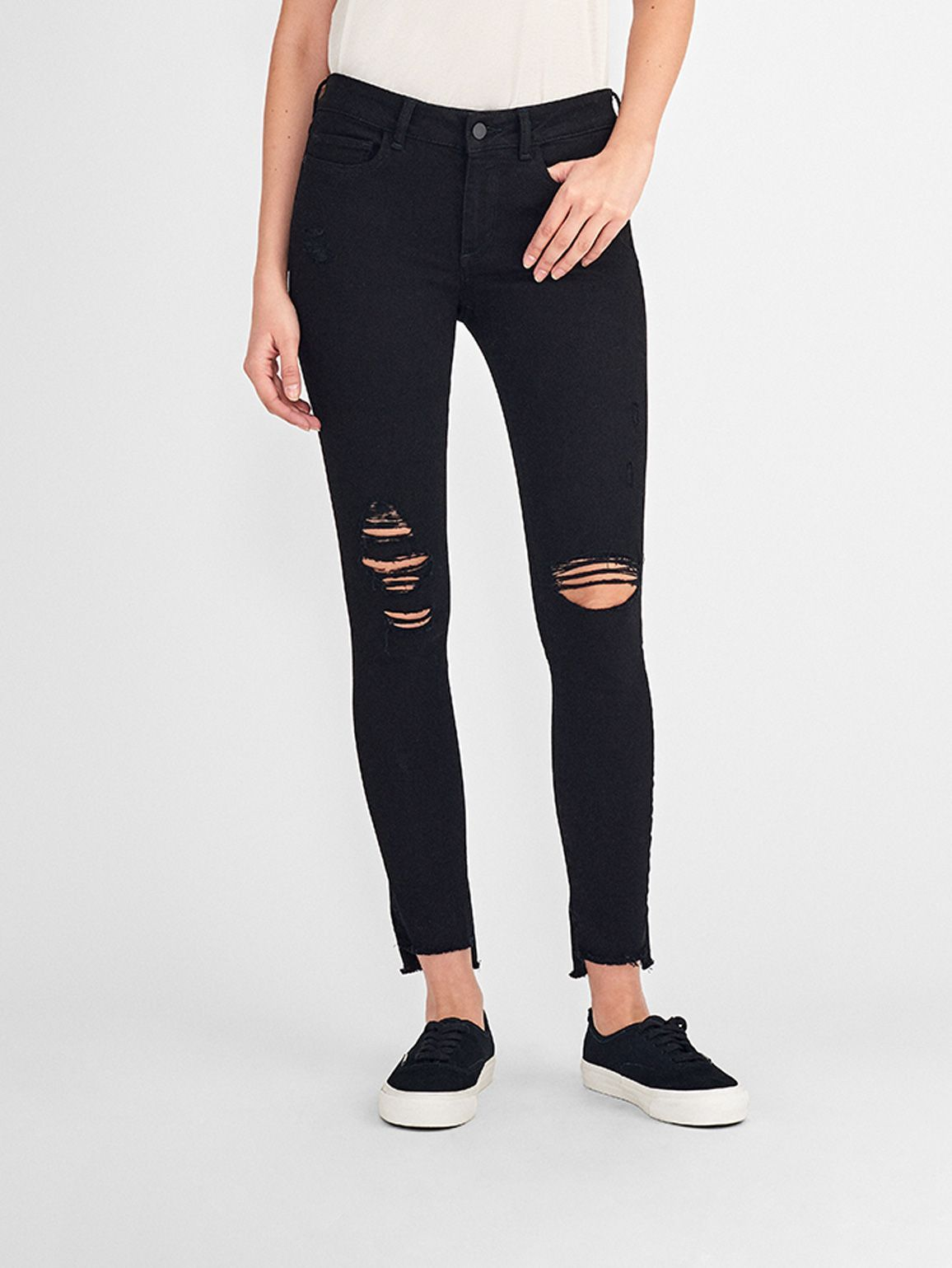 Women - Emma Low Rise Skinny | Grimes - DL1961