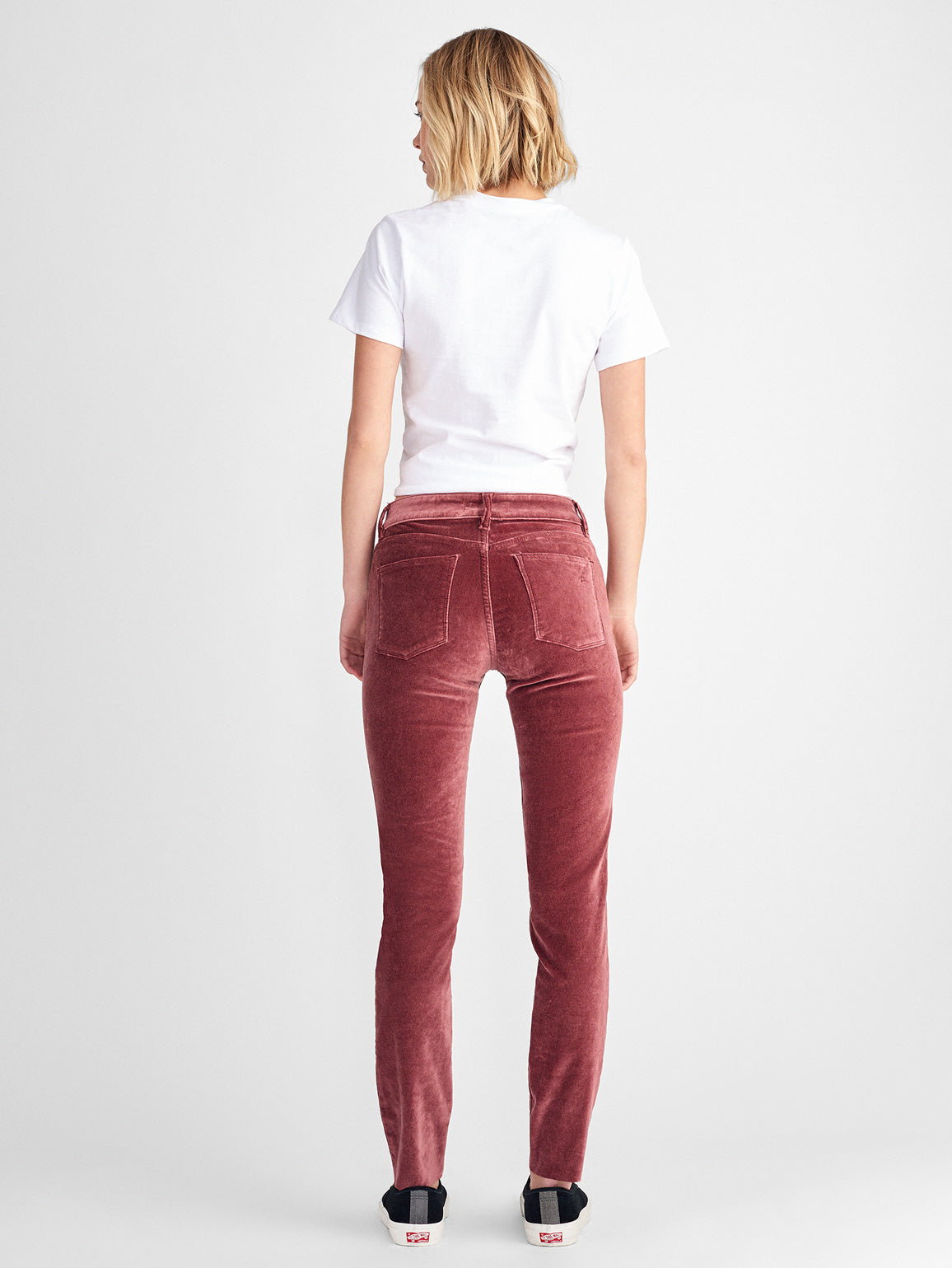 Women - Margaux Mid Rise Ankle Skinny | Fervid - DL1961