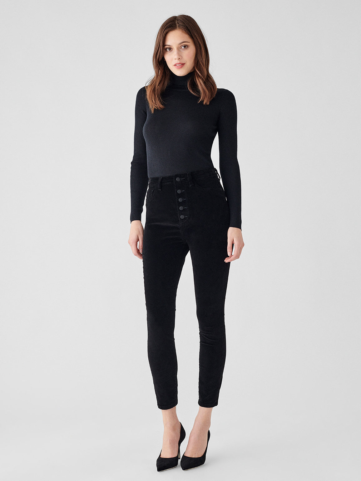 Chrissy Ultra High Rise Instasculpt Skinny | Lost