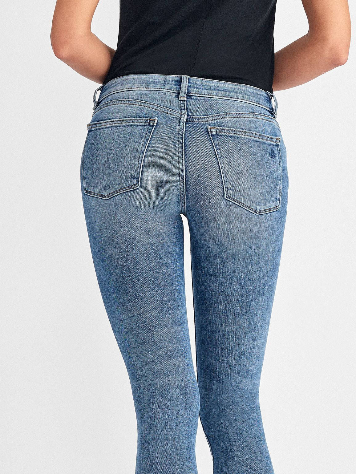 Women - Florence Crop Mid Rise Skinny | Perry - DL1961