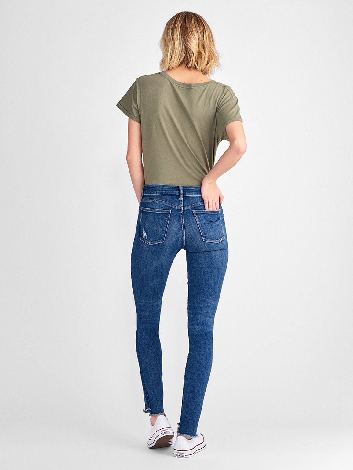Women - Florence Mid Rise Skinny | Bristow - DL1961