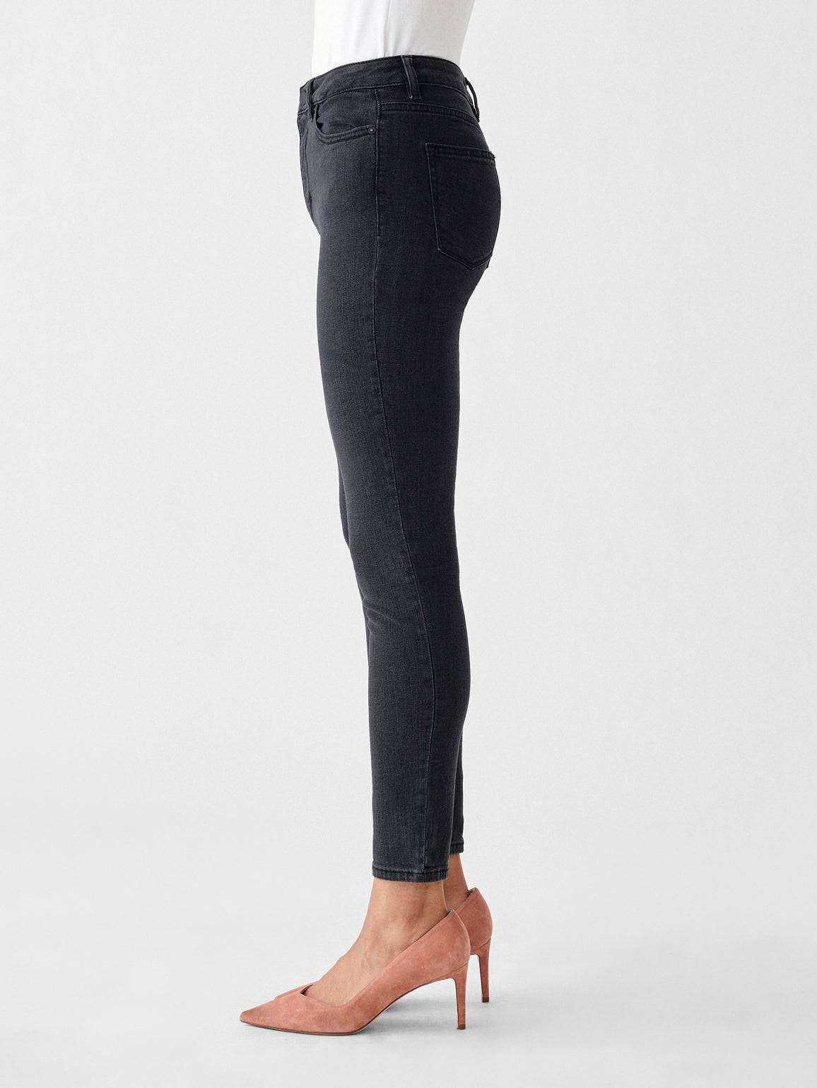 Chrissy Ultra High Rise Skinny | Battle