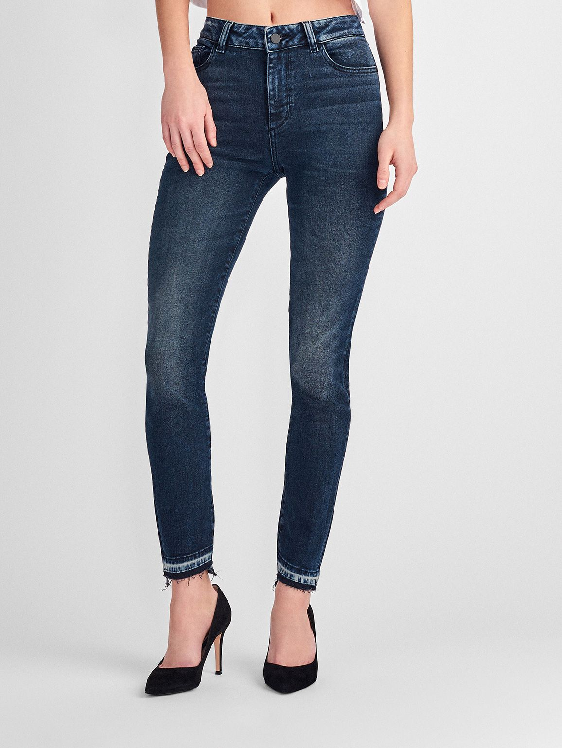 Farrow Ankle High Rise Skinny | Wakefield