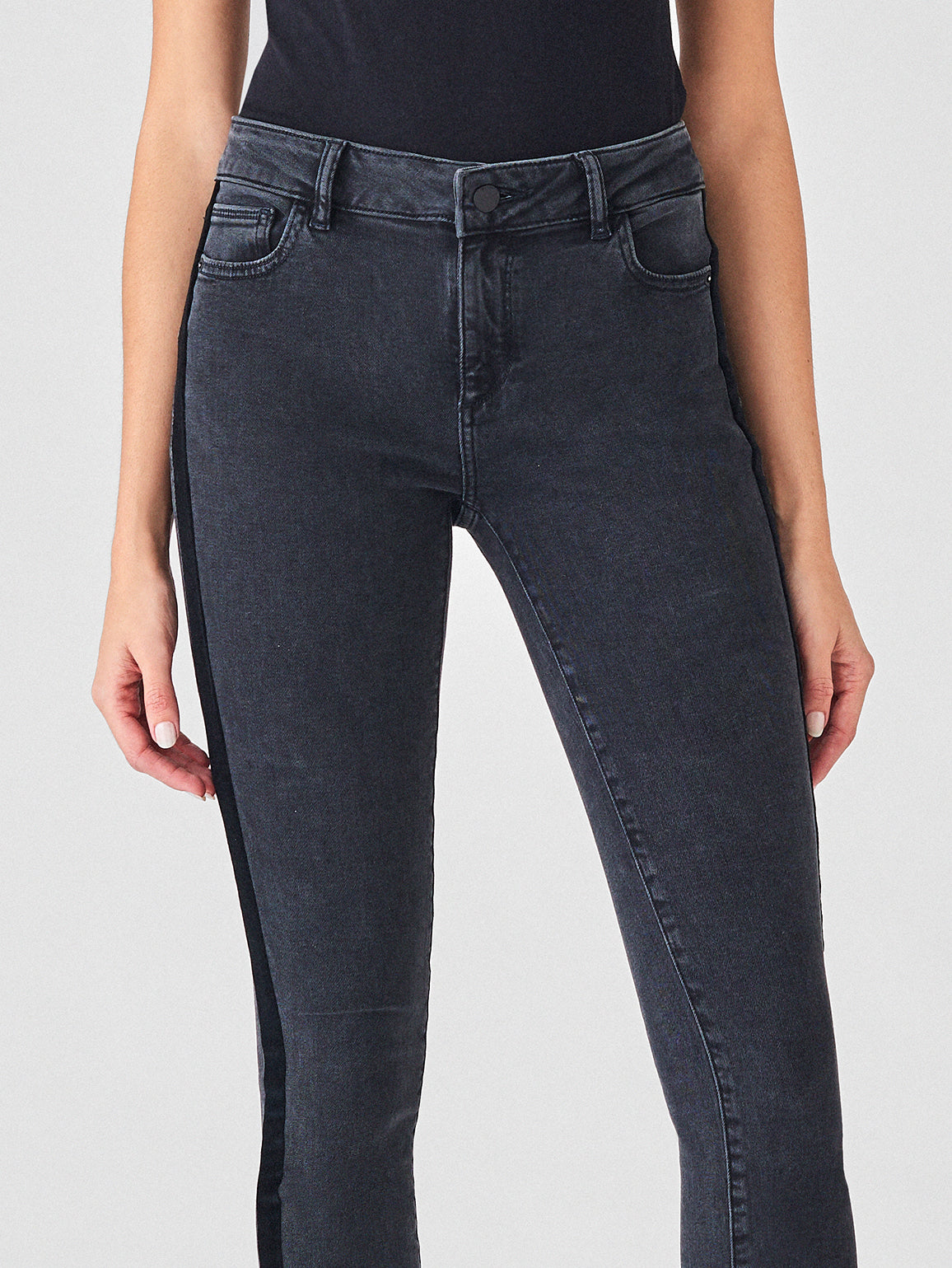 Margaux Mid Rise Ankle Skinny | Morrison