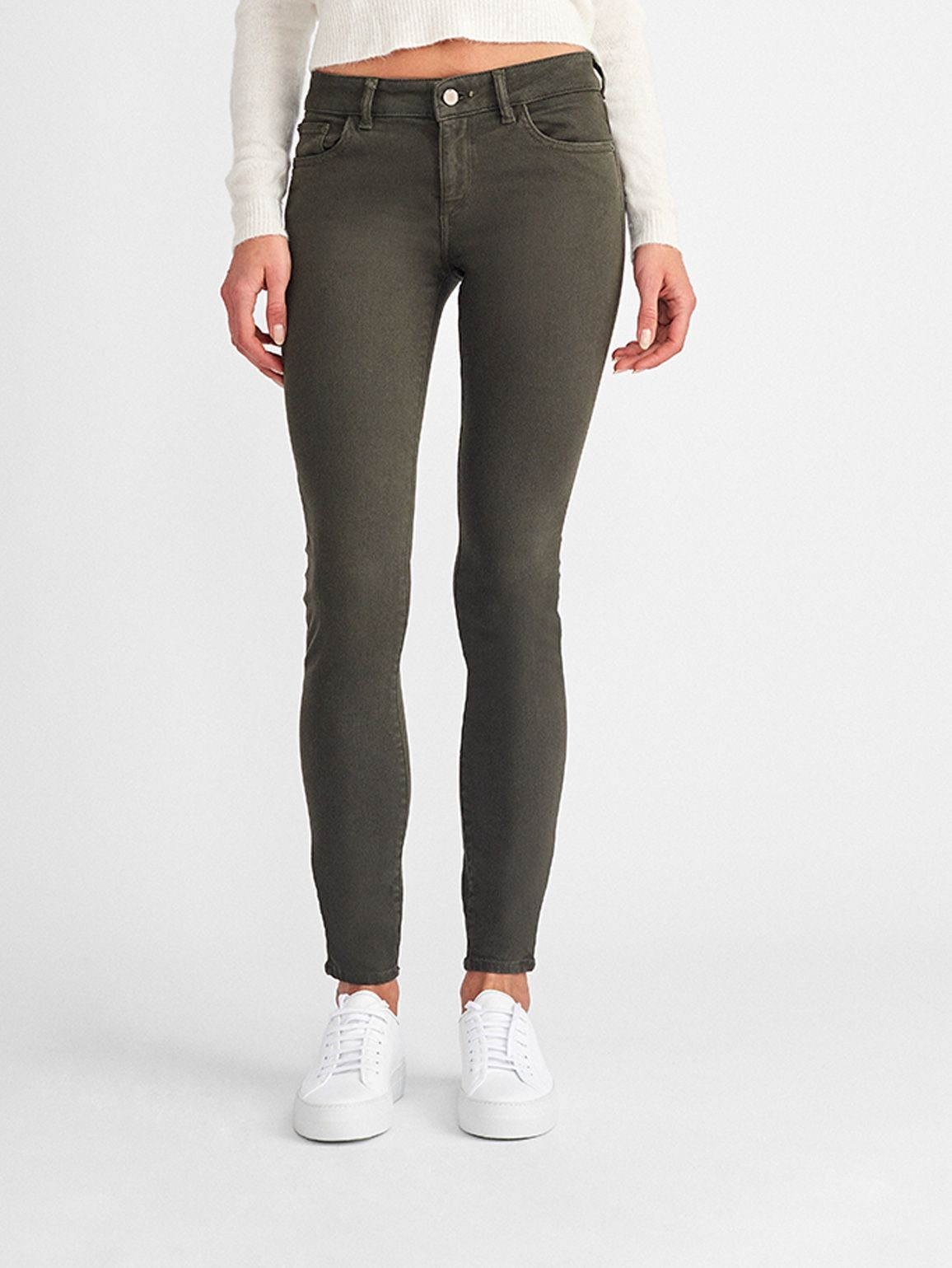 Florence Mid Rise Skinny | Dale