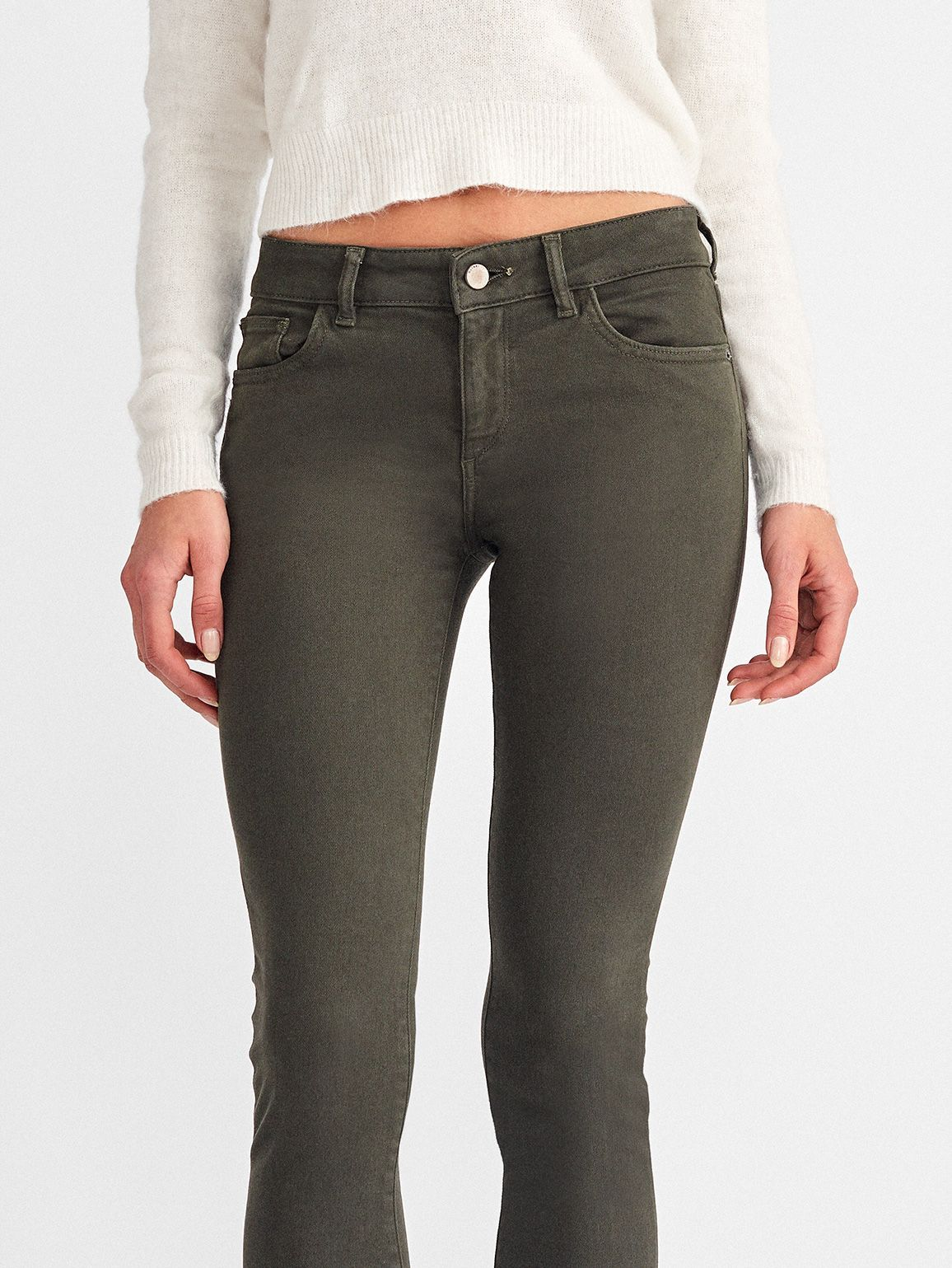 Women - Florence Mid Rise Skinny | Dale - DL1961