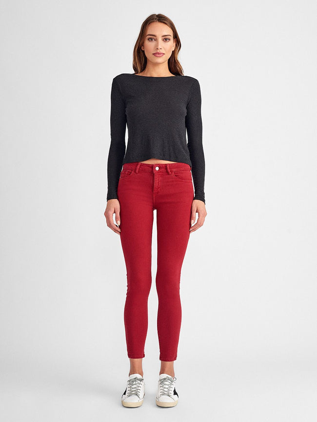 Women - Margaux Mid Rise Ankle Skinny | Mustang - DL1961