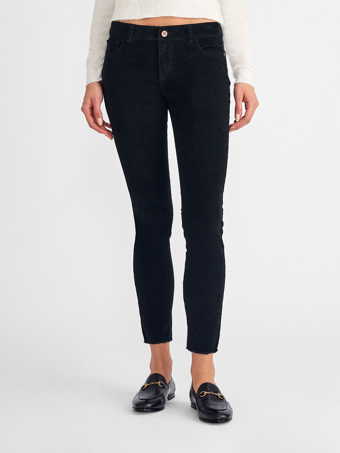 Women - Margaux Mid Rise Ankle Skinny | Tahoe - DL1961