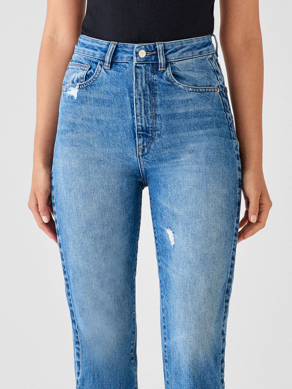 Women - Susie High Rise Tapered Straight | Addison - DL1961