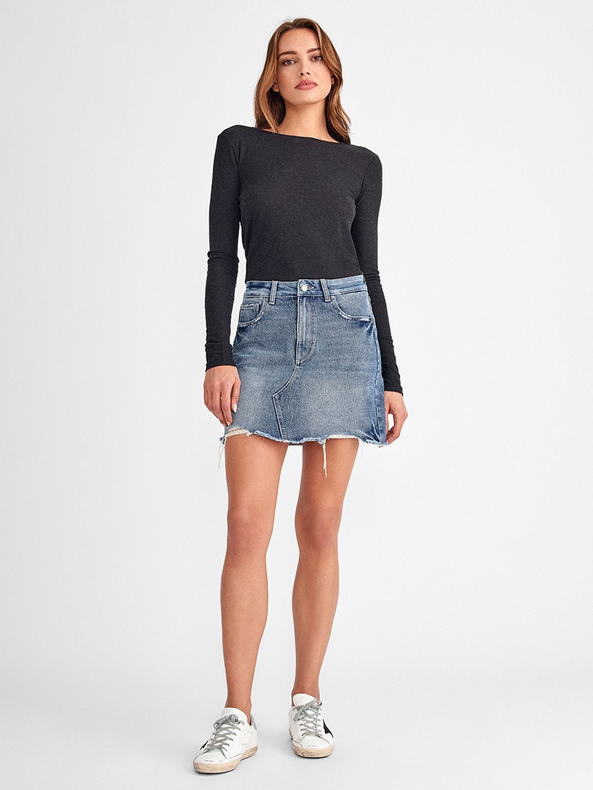 Women Skirt - Georgia Skirt | Gardner - DL1961