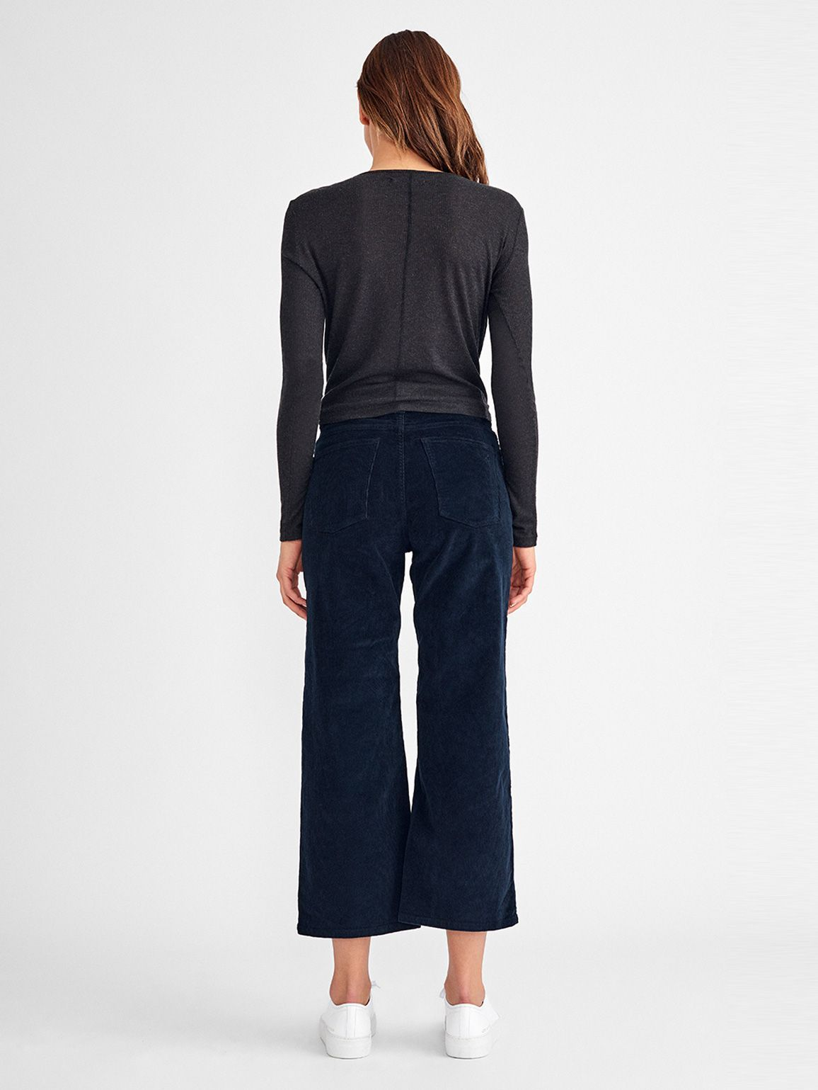 Women - Hepburn High Rise Wide Leg | Night Sky - DL1961