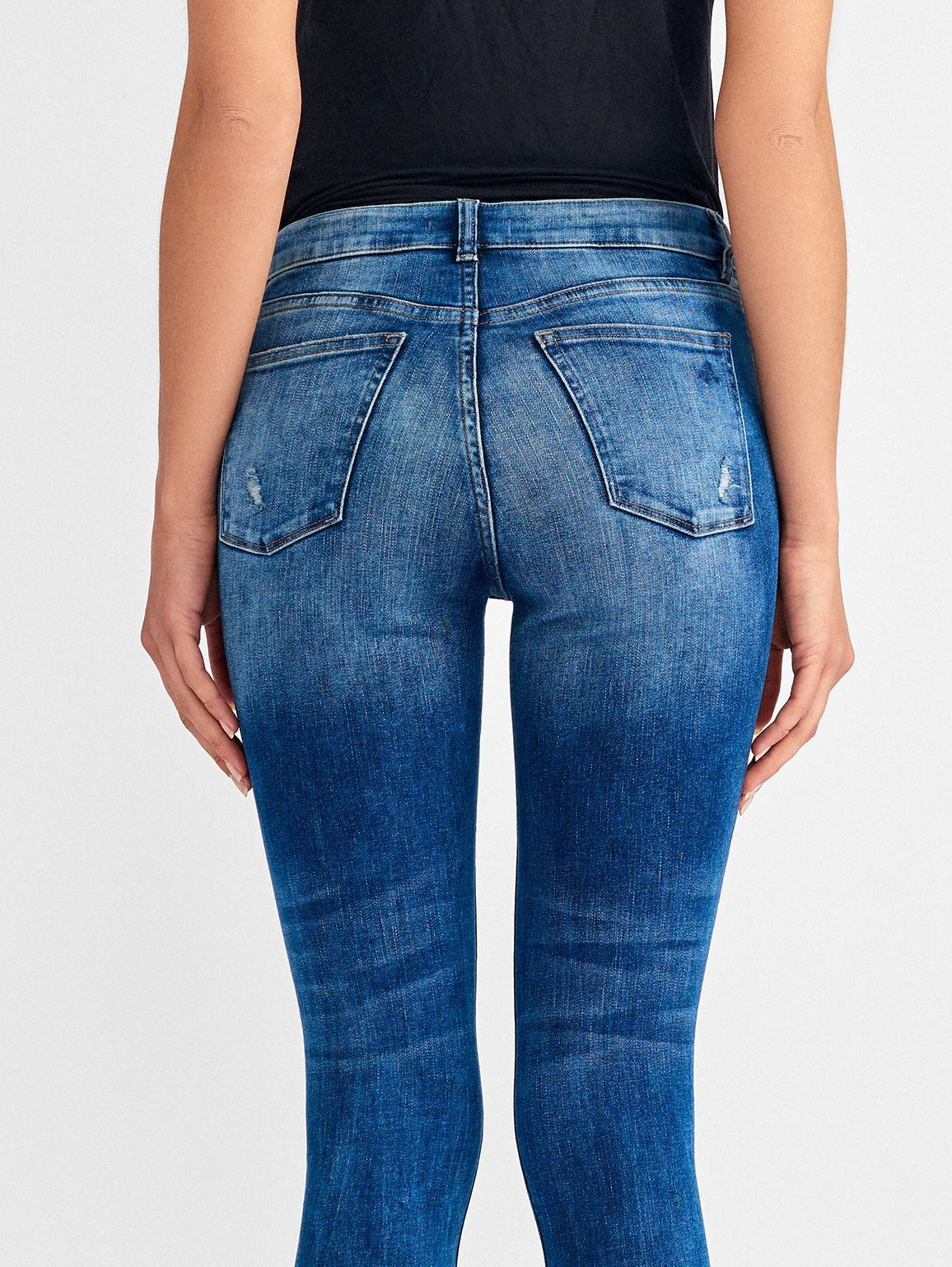 Women - Emma Low Rise Skinny | Baxter - DL1961