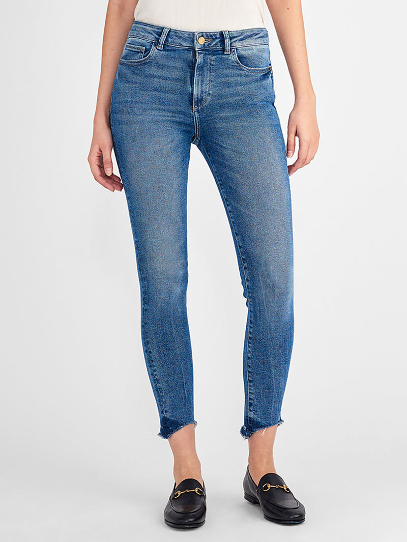Chrissy Ultra High Rise Skinny | Saxton