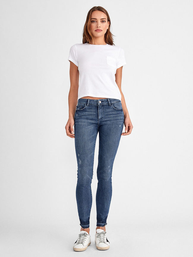 Women - Florence Mid Rise Skinny | Crews - DL1961