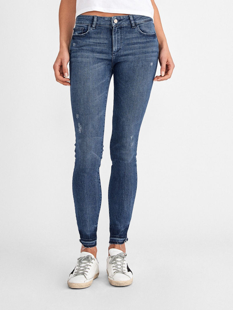 Florence Mid Rise Skinny | Bristow