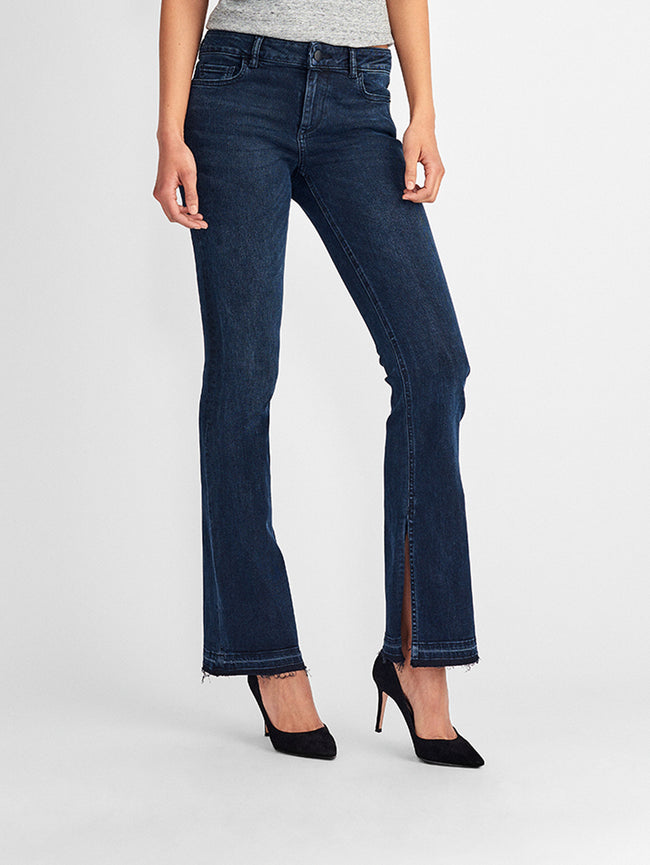 Women - Bridget Mid Rise Bootcut 33"