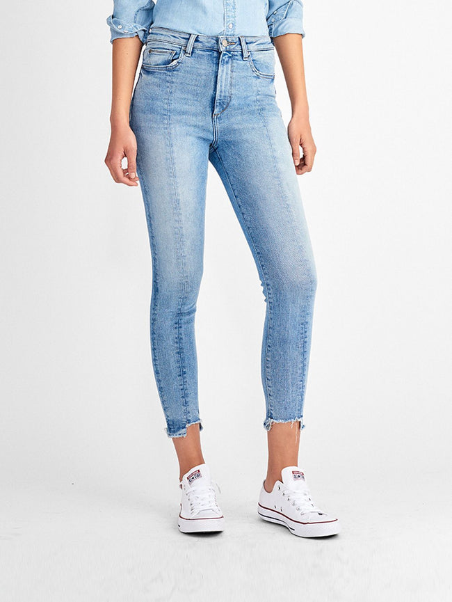 Chrissy Ultra High Rise Skinny | Reeves - DL1961
