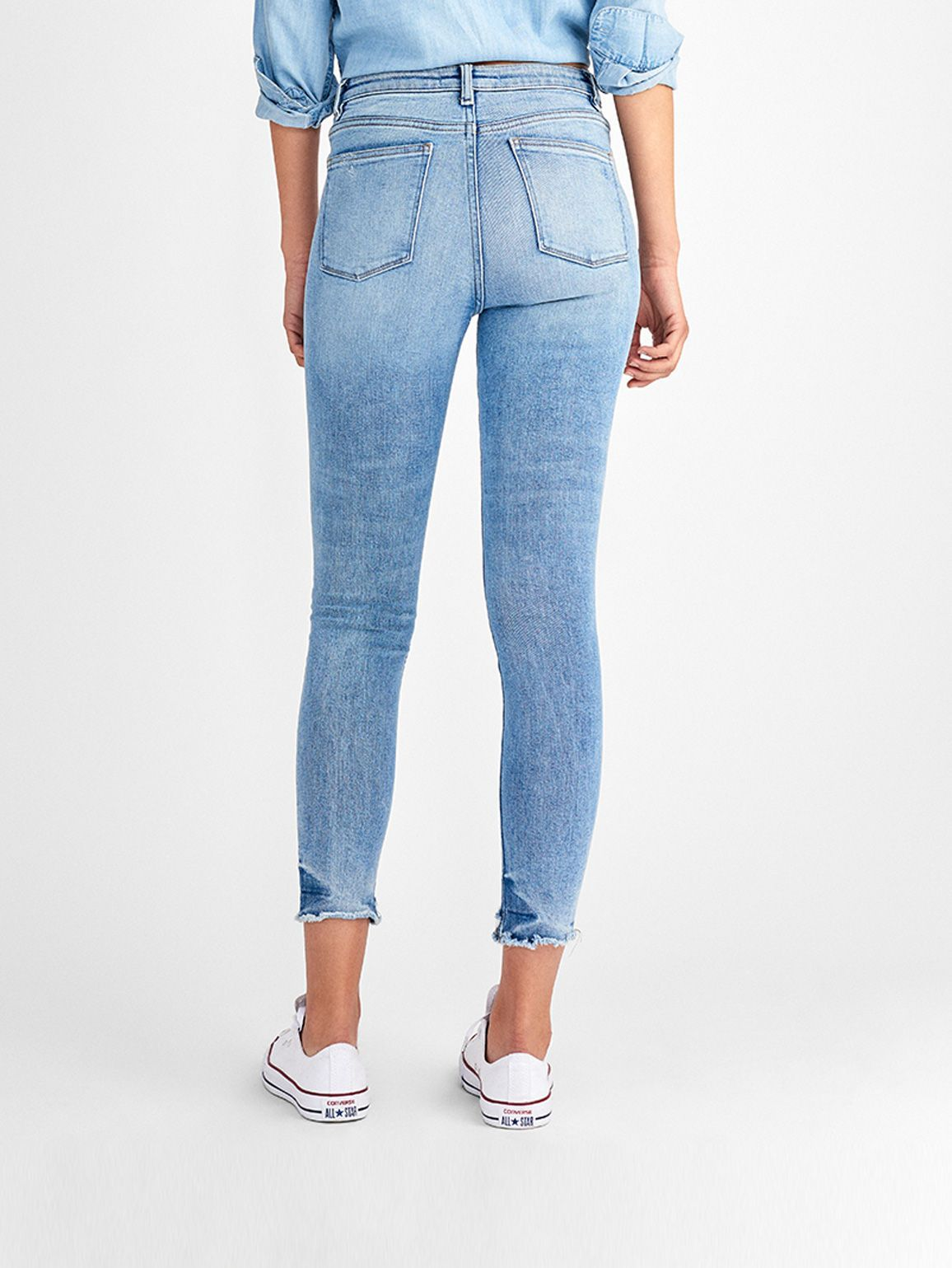 Chrissy Ultra High Rise Skinny | Reeves