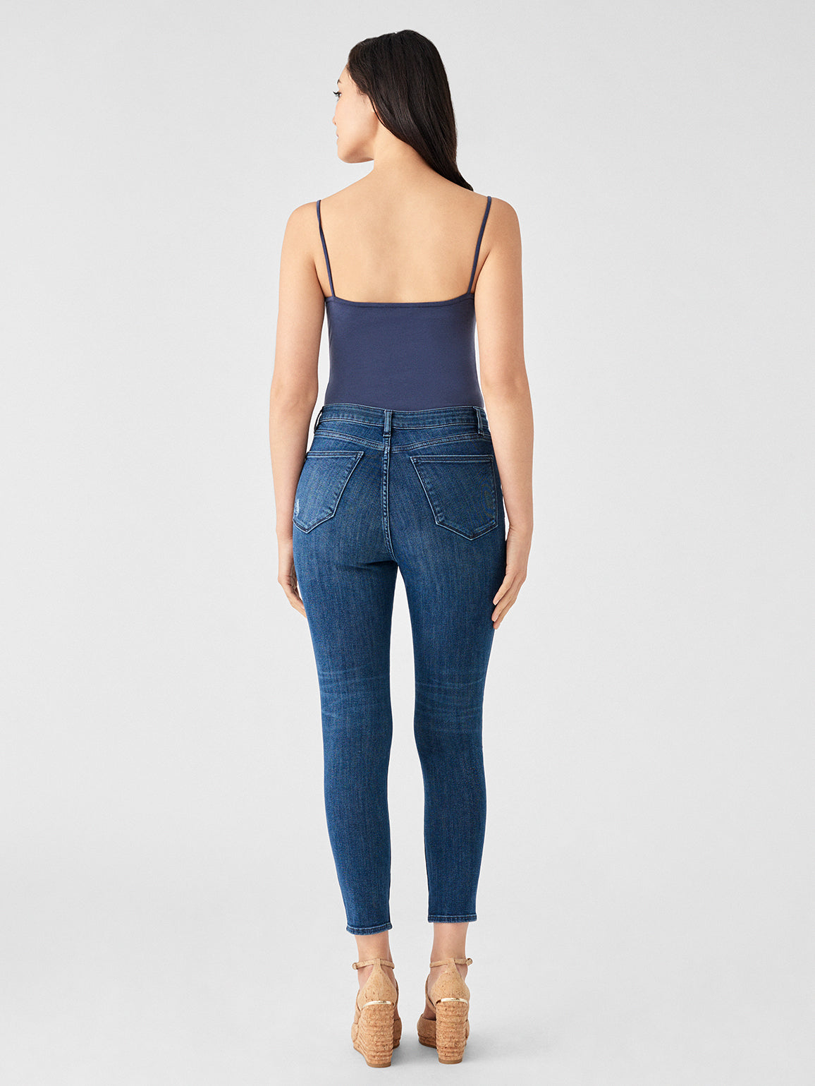 Chrissy Ultra High Rise Skinny | Saxton - DL1961
