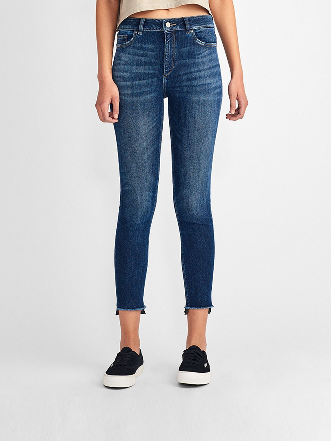 Chrissy Ultra High Rise Skinny | Wakely
