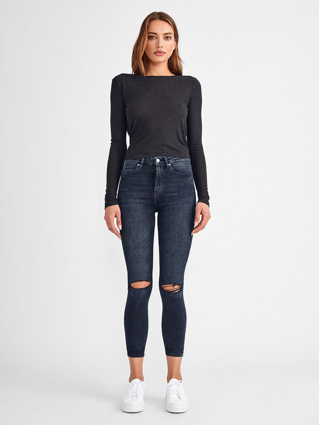 Chrissy Ultra High Rise Skinny | Porter - DL1961