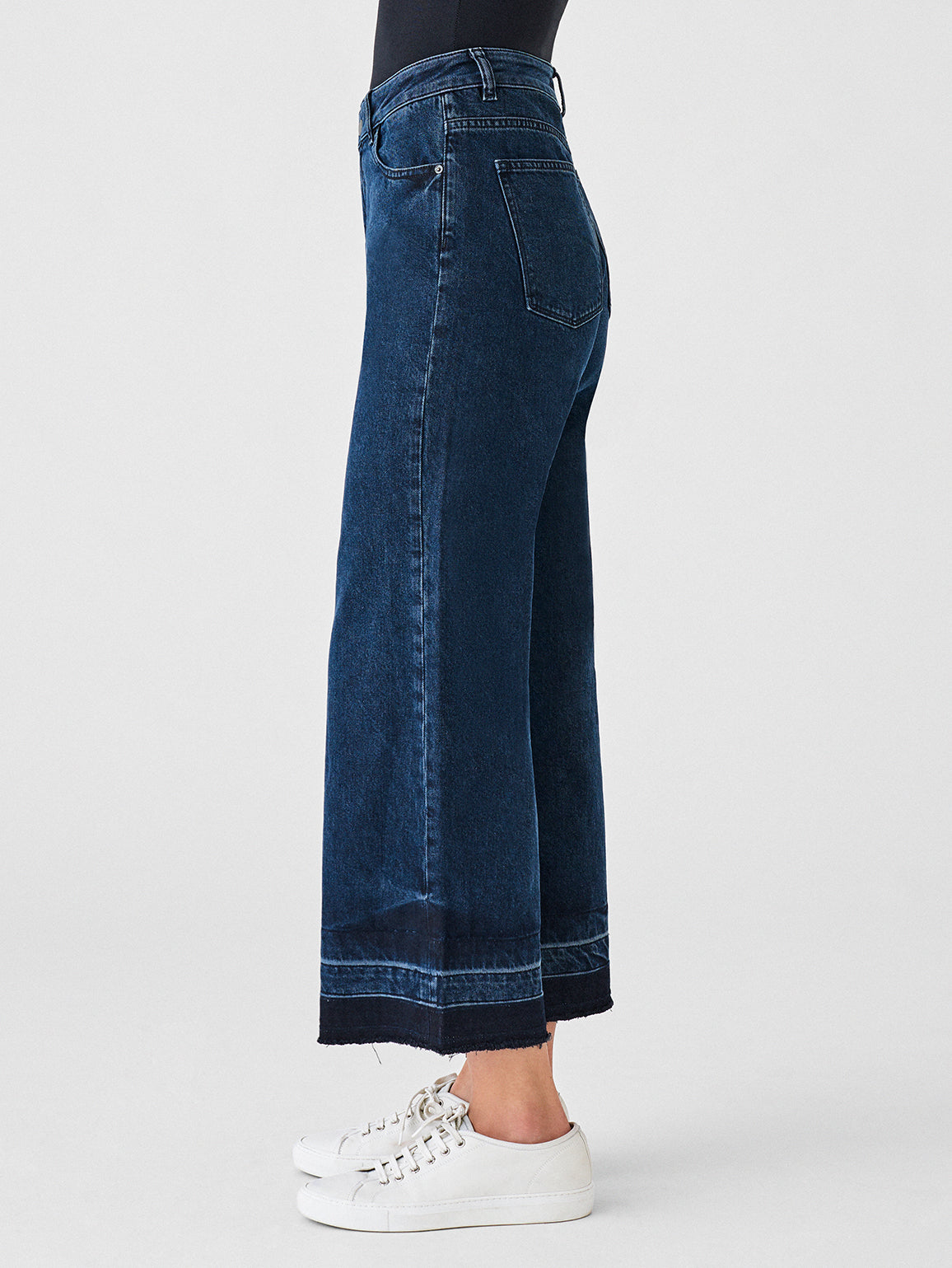 Women - Hepburn High Rise Wide Leg | Stoll - DL1961