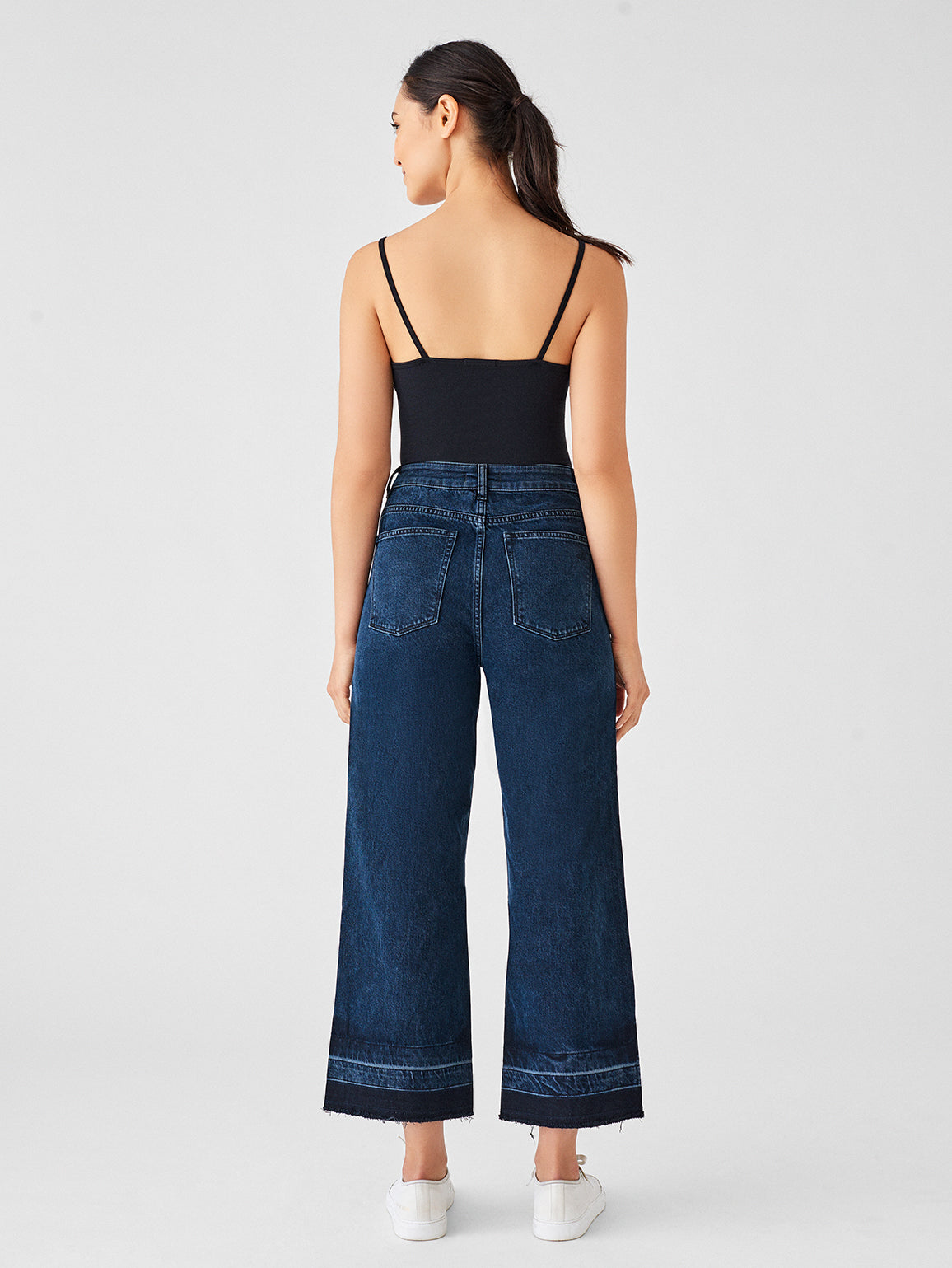 Hepburn High Rise Wide Leg | Stoll