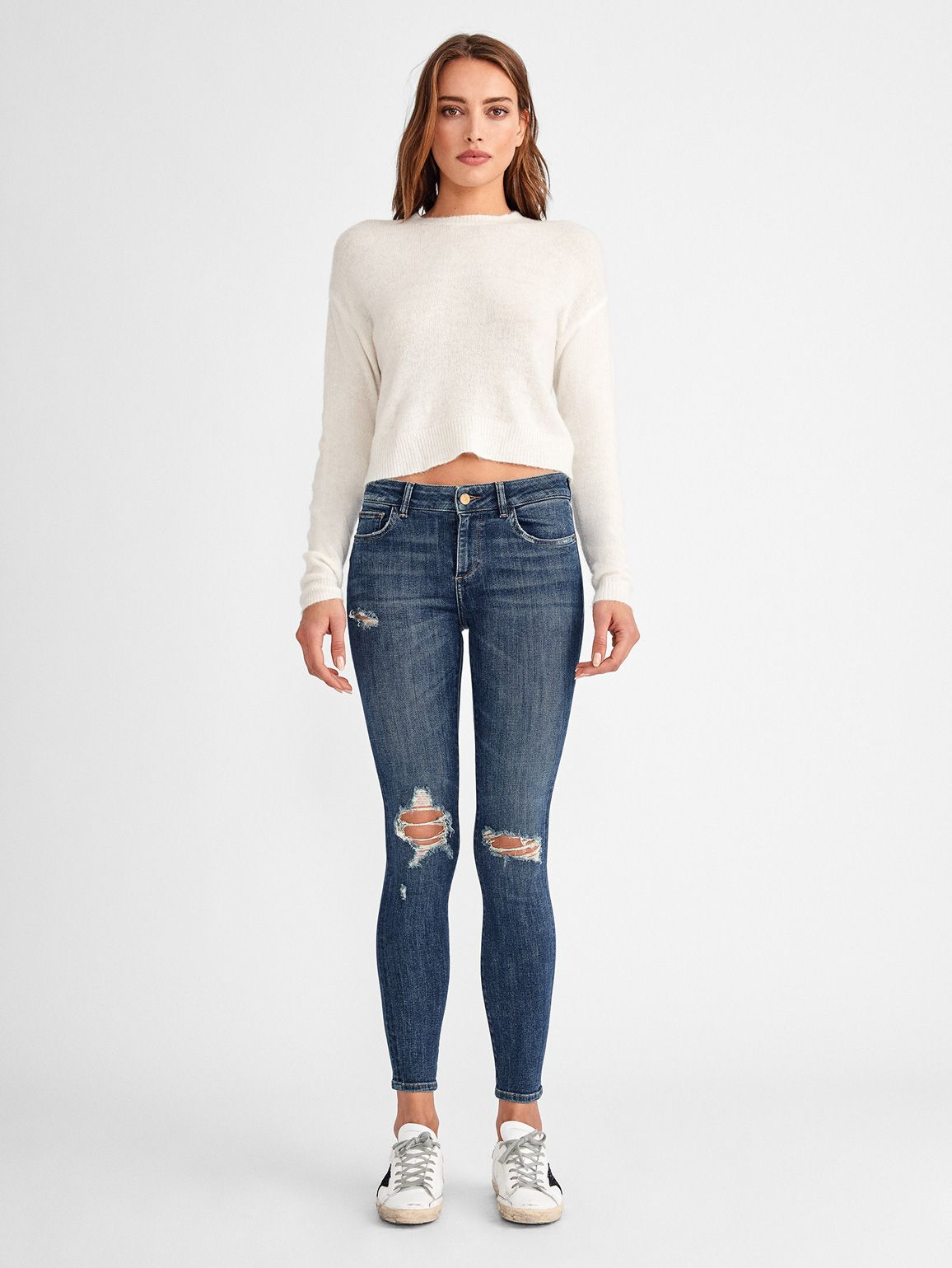 Women - Florence Ankle Mid Rise Skinny | Mayfield - DL1961