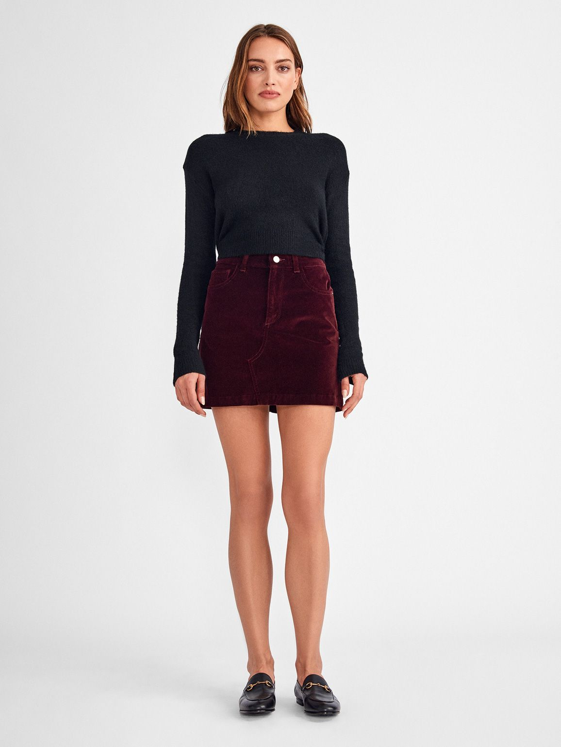 Women - Georgia Skirt | Manor - DL1961