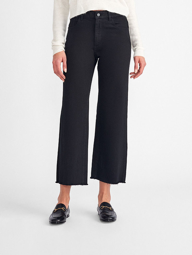 Hepburn High Rise Wide Leg | Palmer