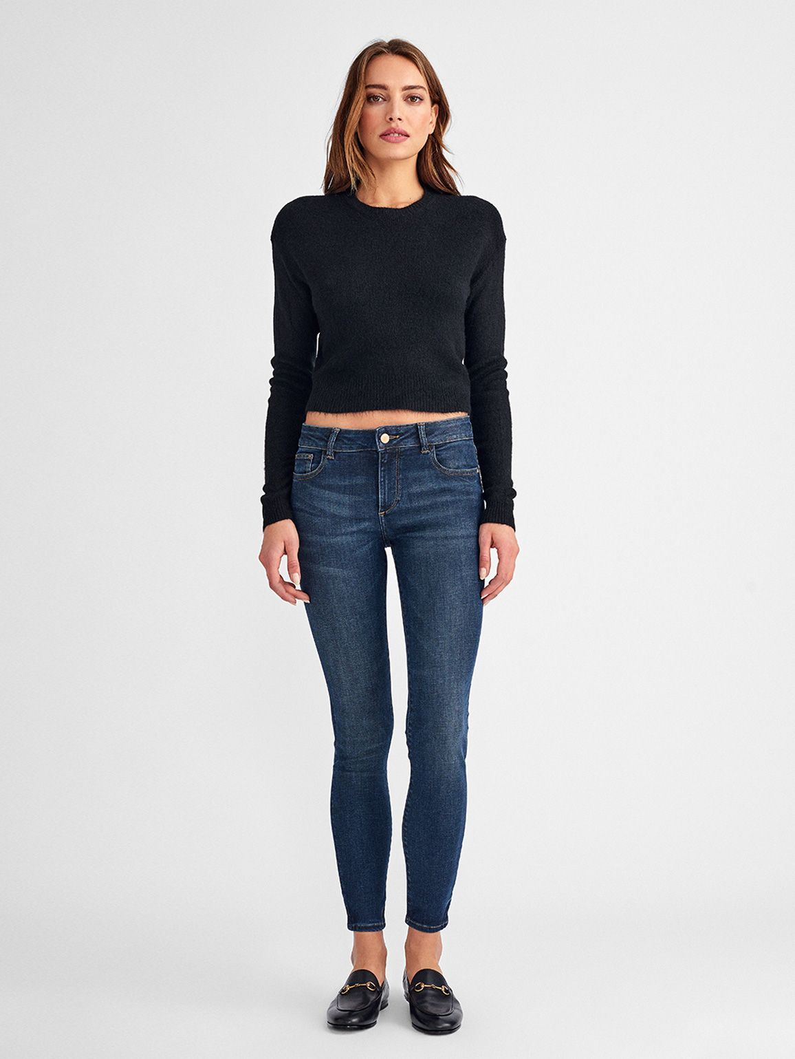 Women - Florence Ankle Mid Rise Skinny | Bellevue - DL1961