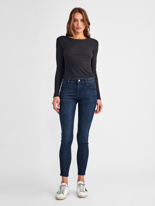 Florence Ankle Mid Rise Skinny | Redmond