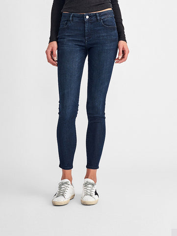Chrissy Ultra High Rise Skinny | Hail