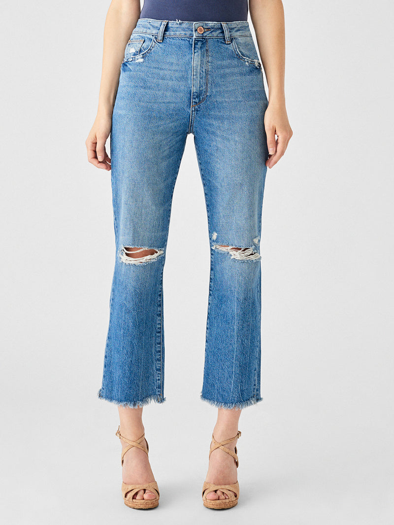 Chrissy Ultra High Rise Skinny | Seville