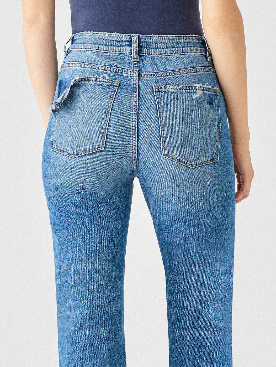 Women - Jerry High Rise Vintage Straight | Veracruz - DL1961