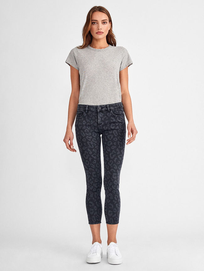 Women - Florence Crop Mid Rise Skinny | Memphis - DL1961