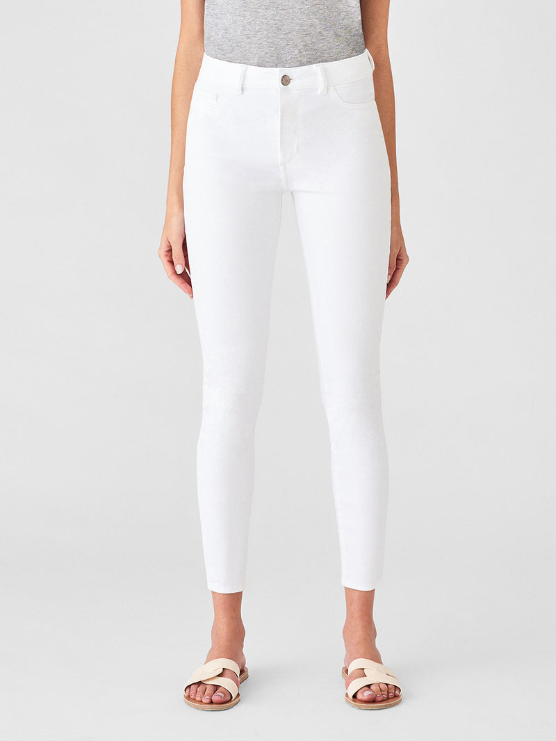 Farrow Ankle High Rise Skinny | Klein