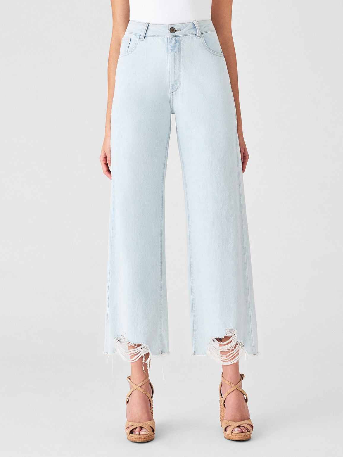 Hepburn High Rise Wide Leg | Palermo