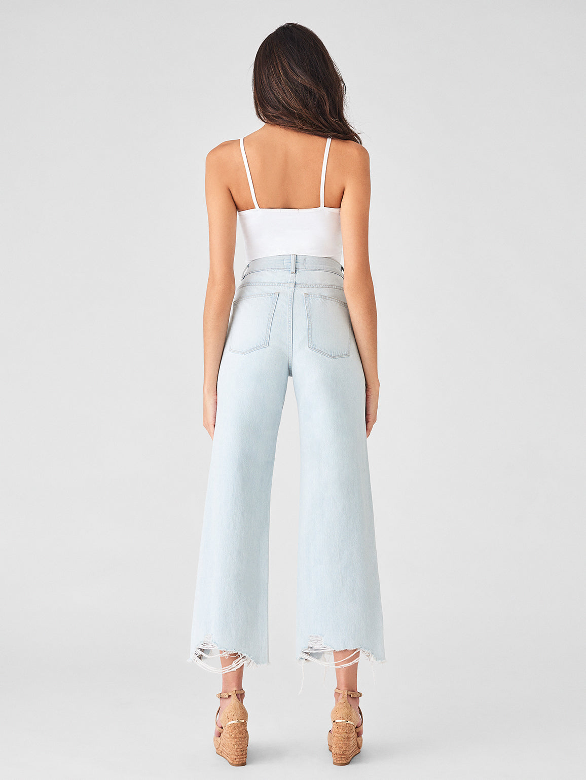 Women - Hepburn Crop High Rise Wide Leg | Palermo - DL1961