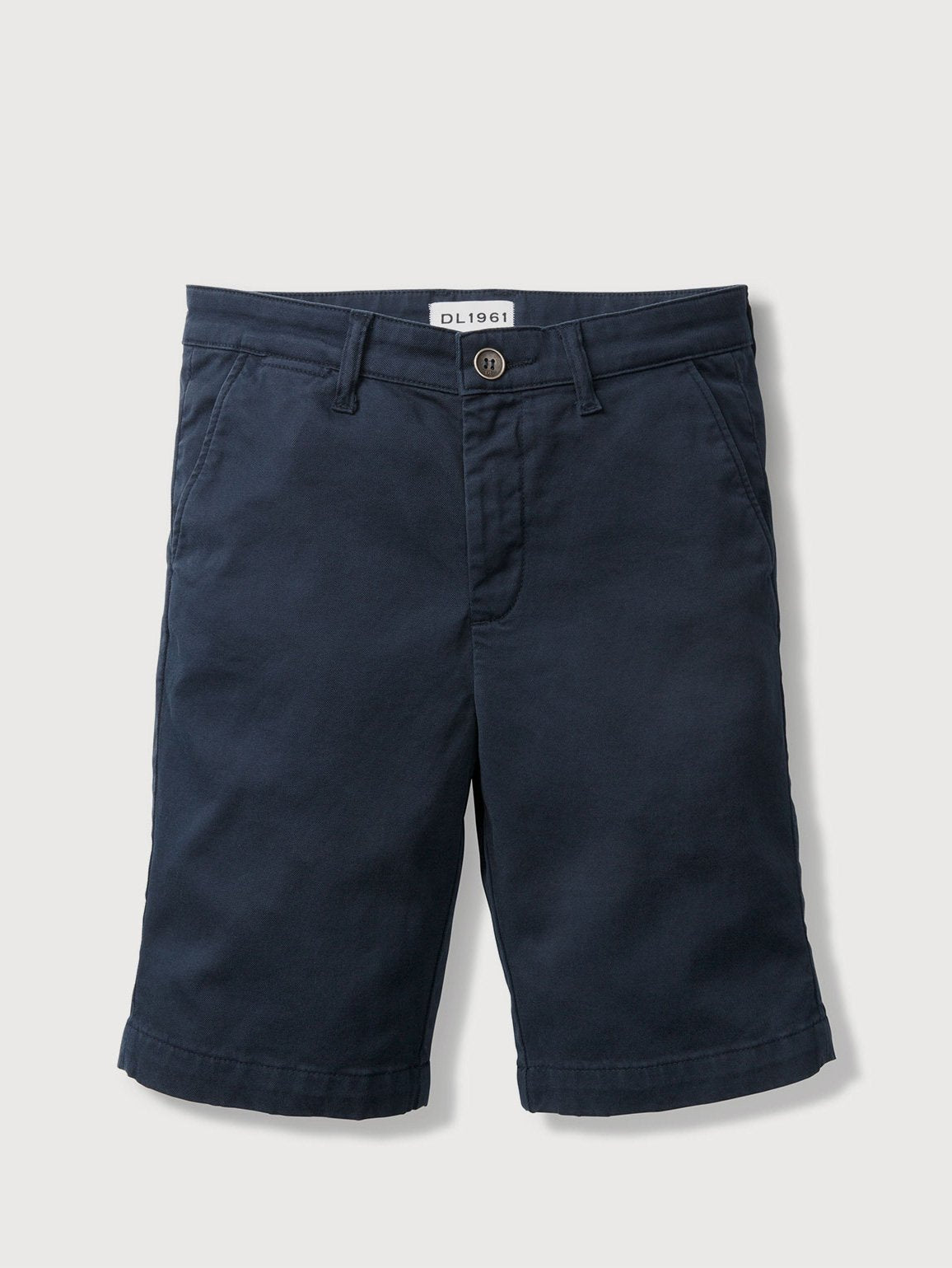 5768b6e17d Boys - Black Chino Shorts - Jacob/B Chino Short Hammond - DL1961 ...