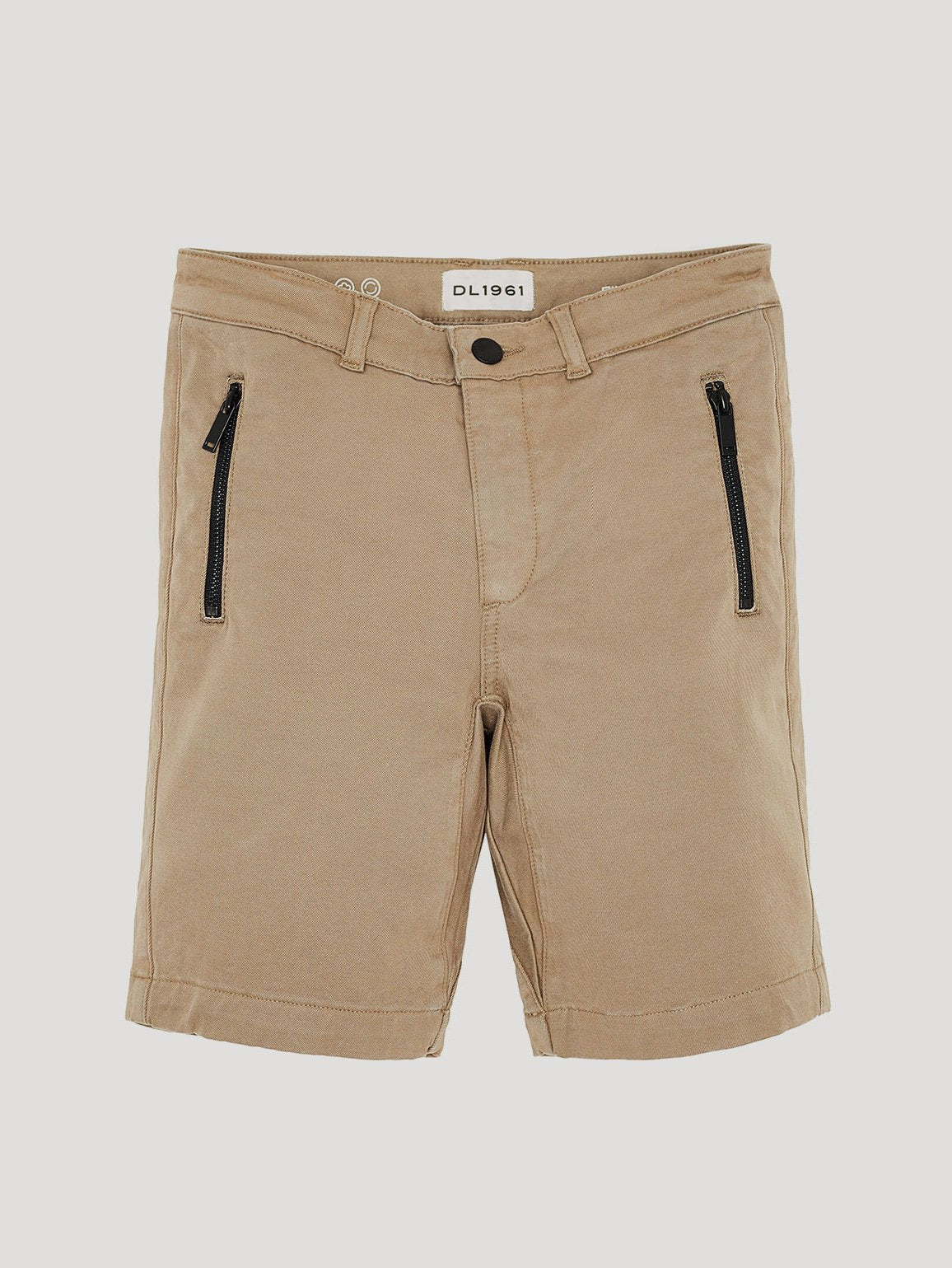 Image of Finn/B Drop Crotch Chino Short / Hutch