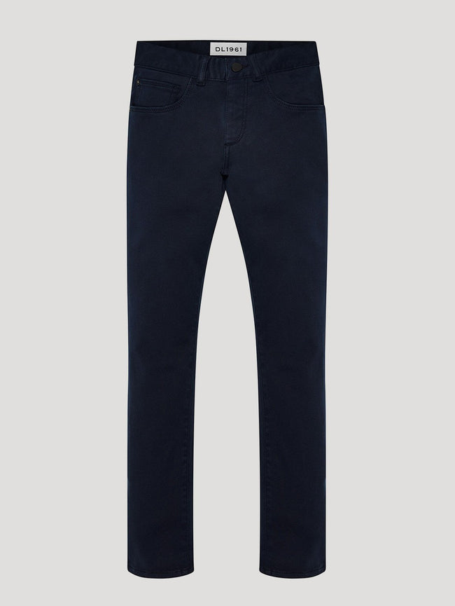 Boys - Deep Navy Slim Denim - Brady/B Slim Dark Sapphire - DL1961