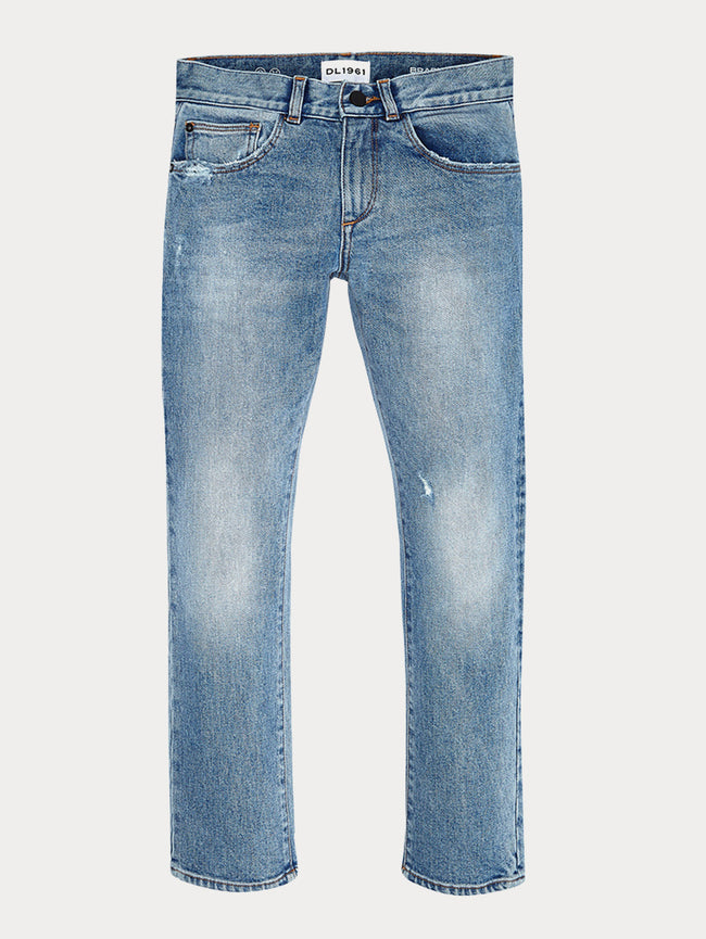 Boys - Faded Slim Denim - Brady/B Slim Breathe - DL1961