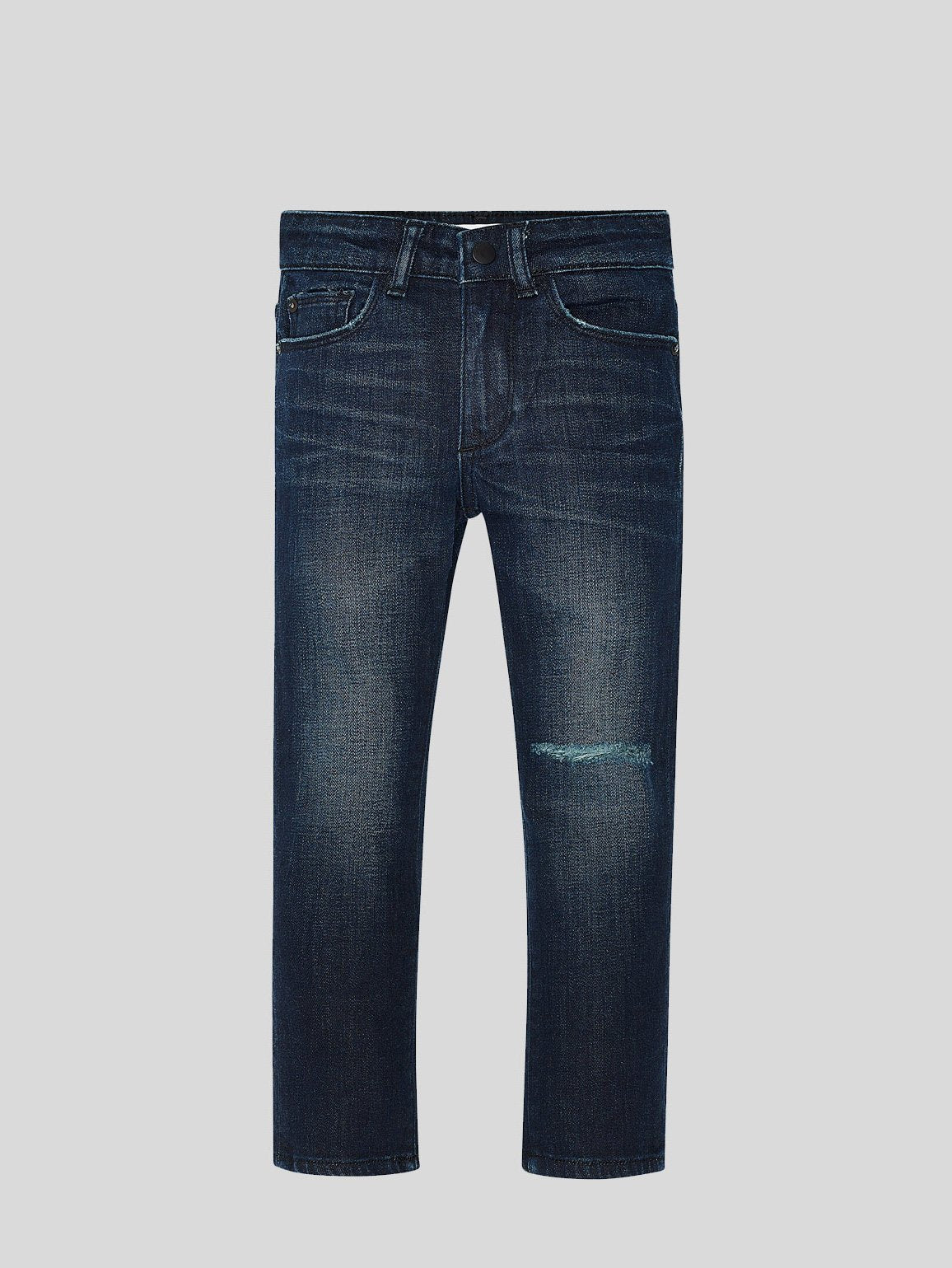 Boys - Distressed Slim Denim - Brady/B Slim Circuit - DL1961